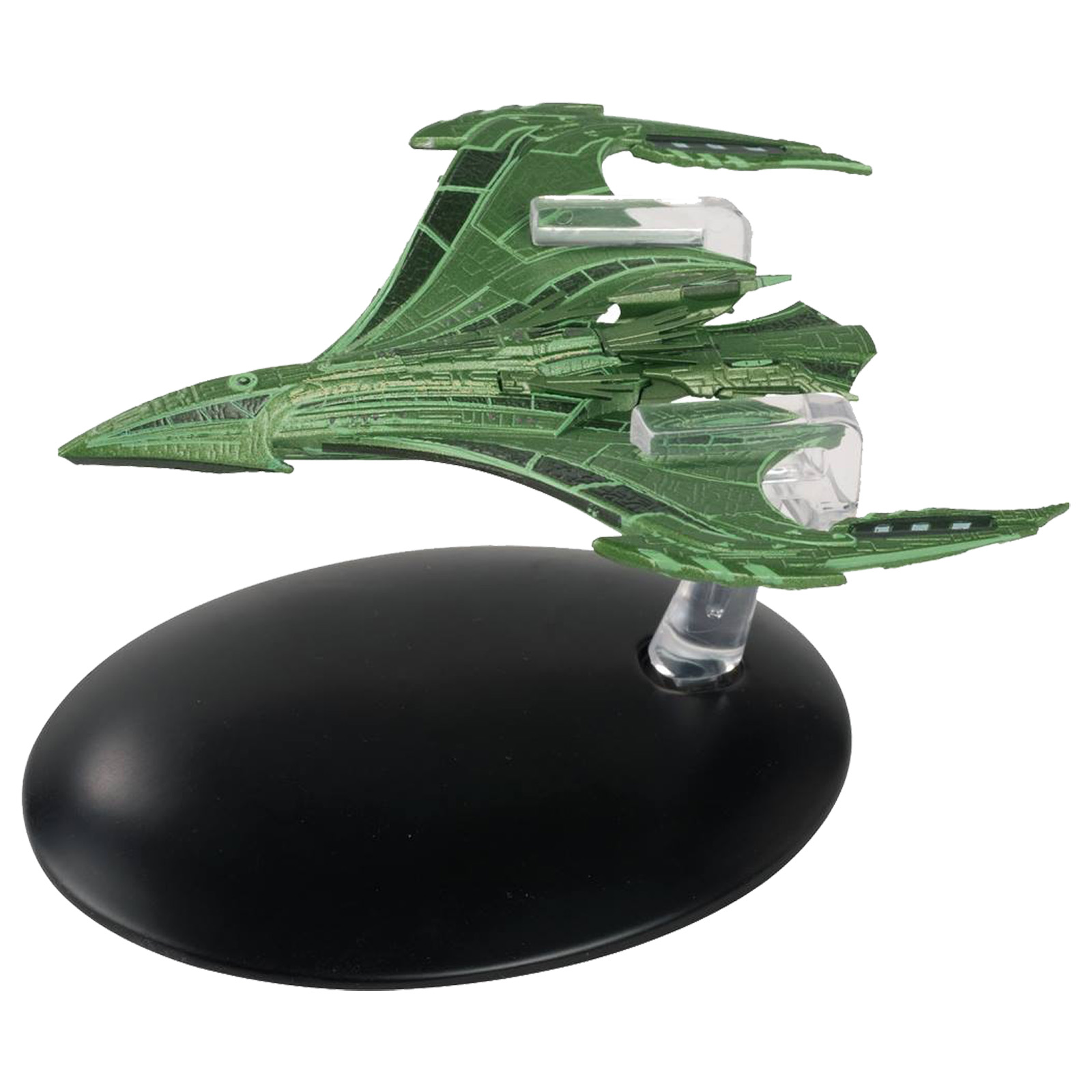 Eaglemoss Star Trek Online Starships Issue 6 Display