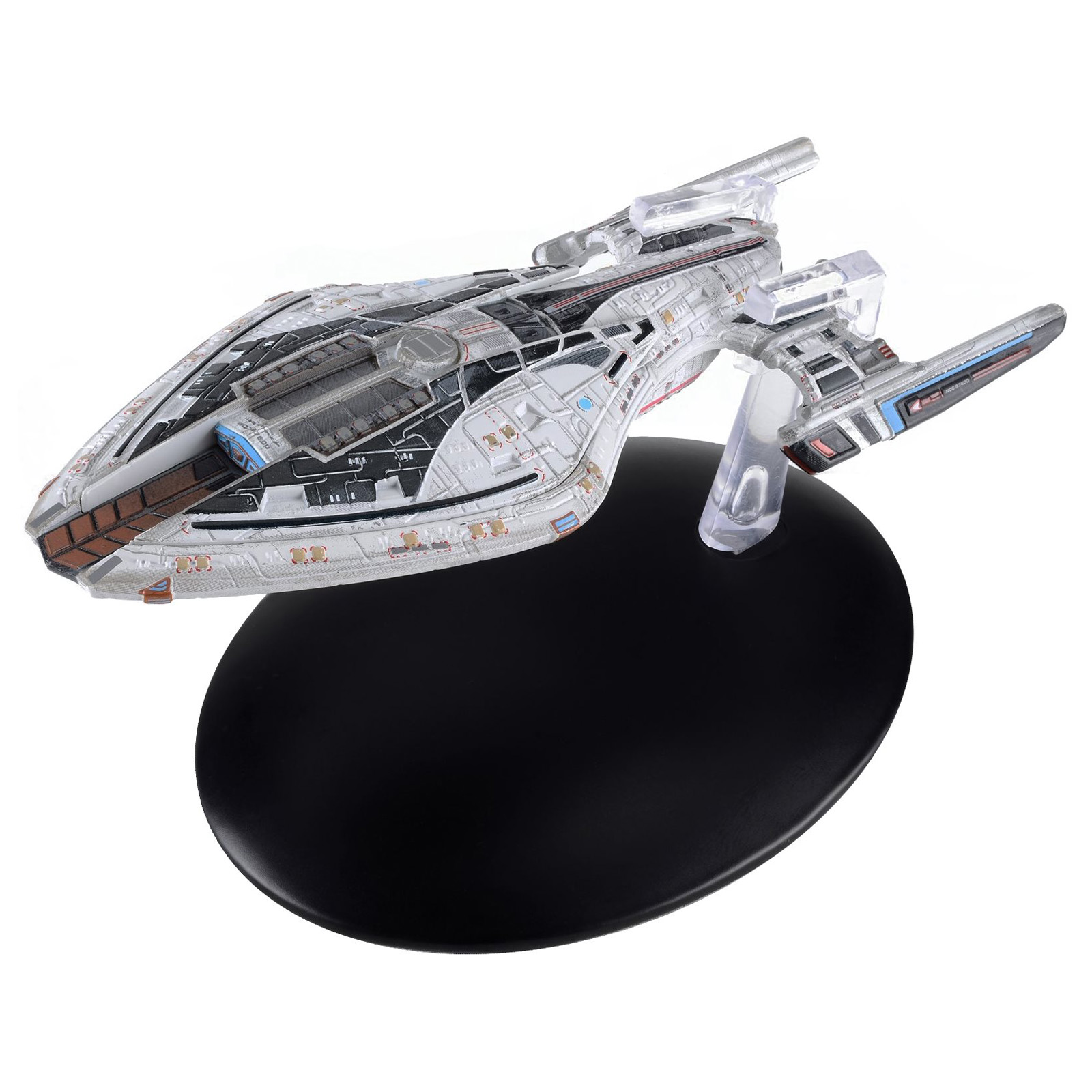Eaglemoss Star Trek Online Starships Issue 7 Display