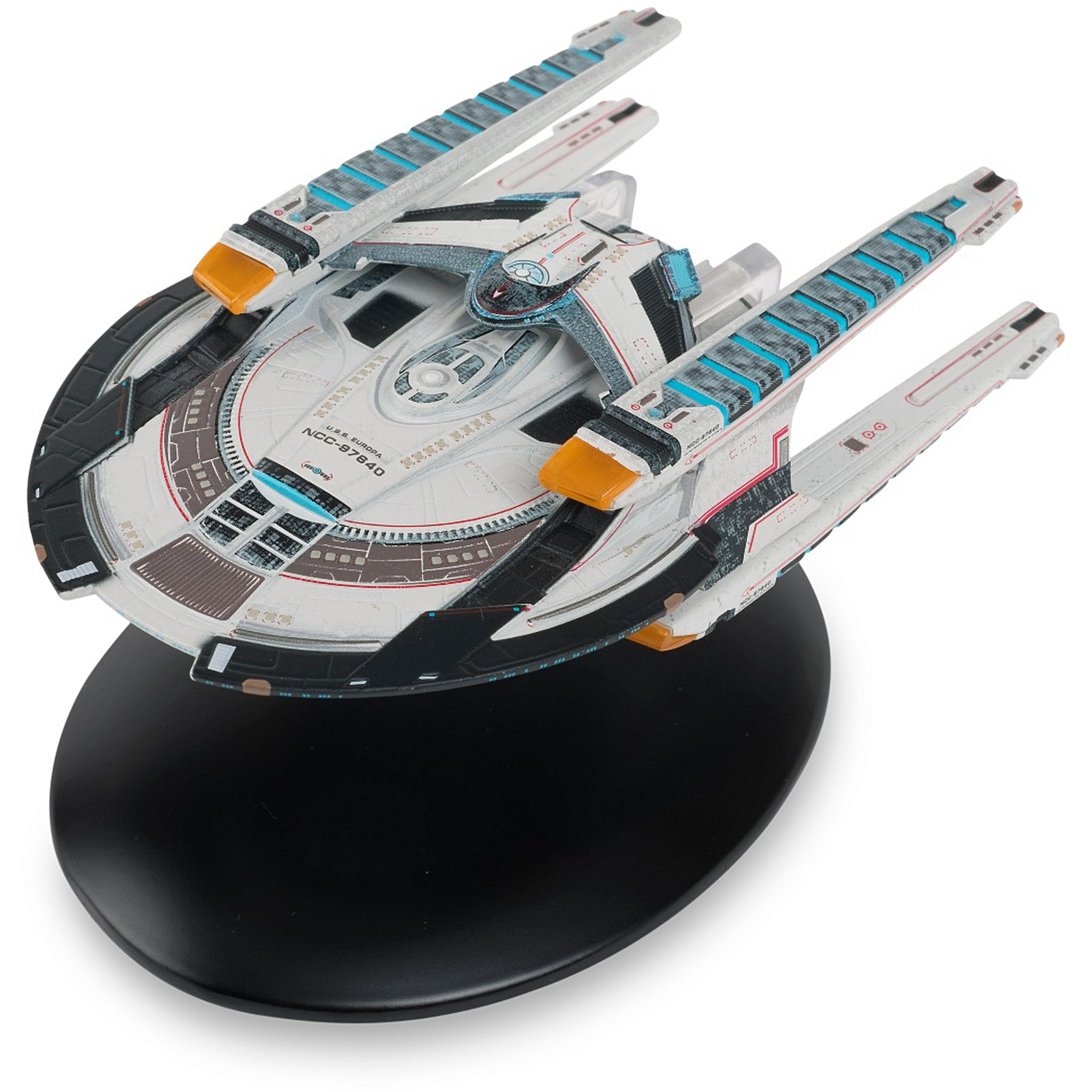 Eaglemoss Star Trek Online Starships Issue 9 Display