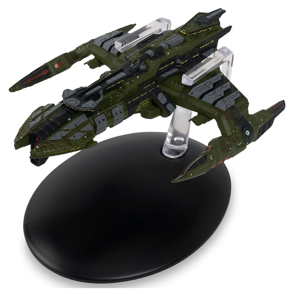 Eaglemoss Star Trek Online Starships Issue 10 Display