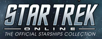 Eaglemoss Star Trek Online Starships Collection Logo
