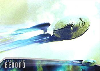 Star Trek Beyond Quotable Chase Card Q05
