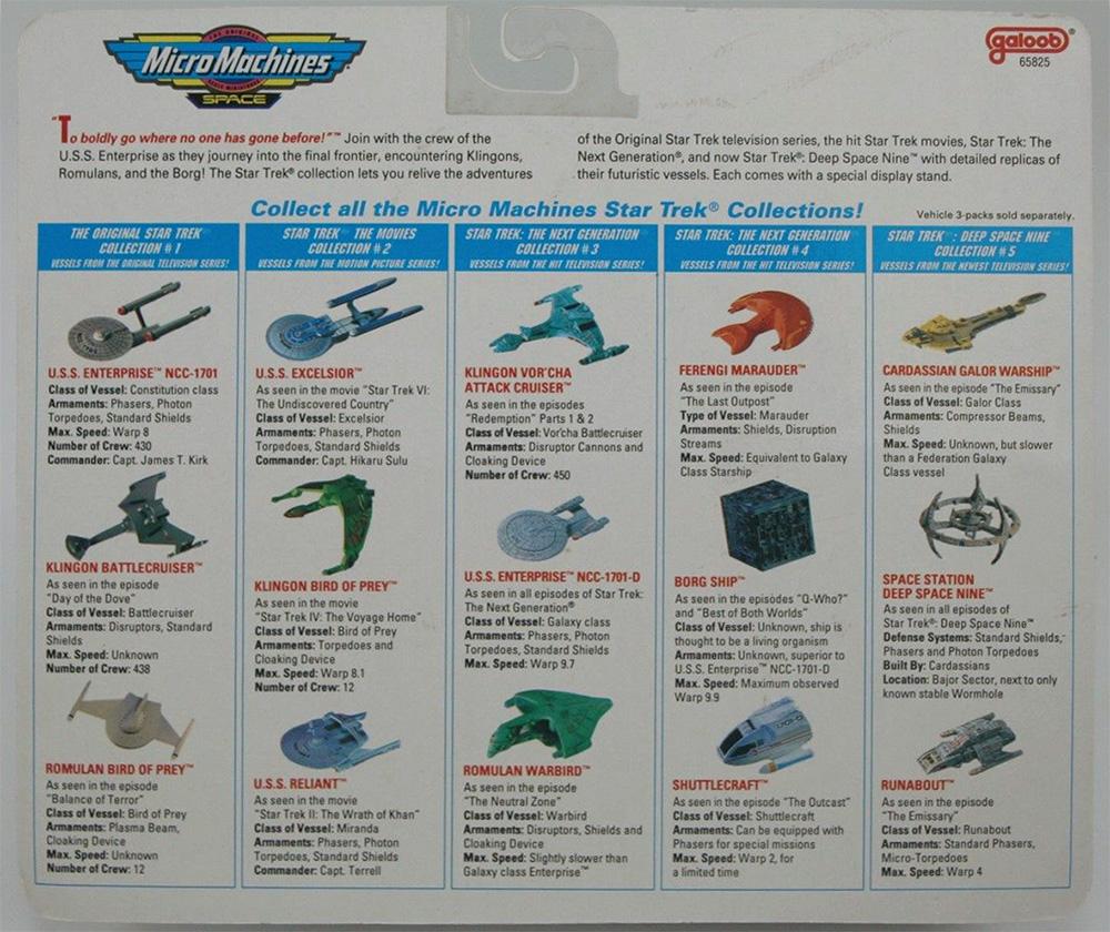 Wixiban | Star Trek Toys Guide | Galoob